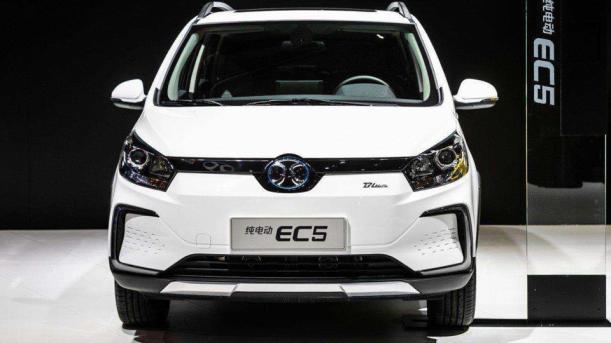 三个配置哪款更值? 北汽新能源EC5车型分析