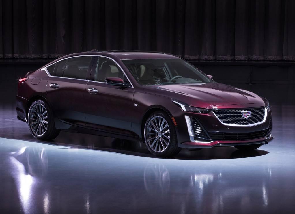国⌒产凯迪拉克CT5将亮相成都车展,预计11月上市