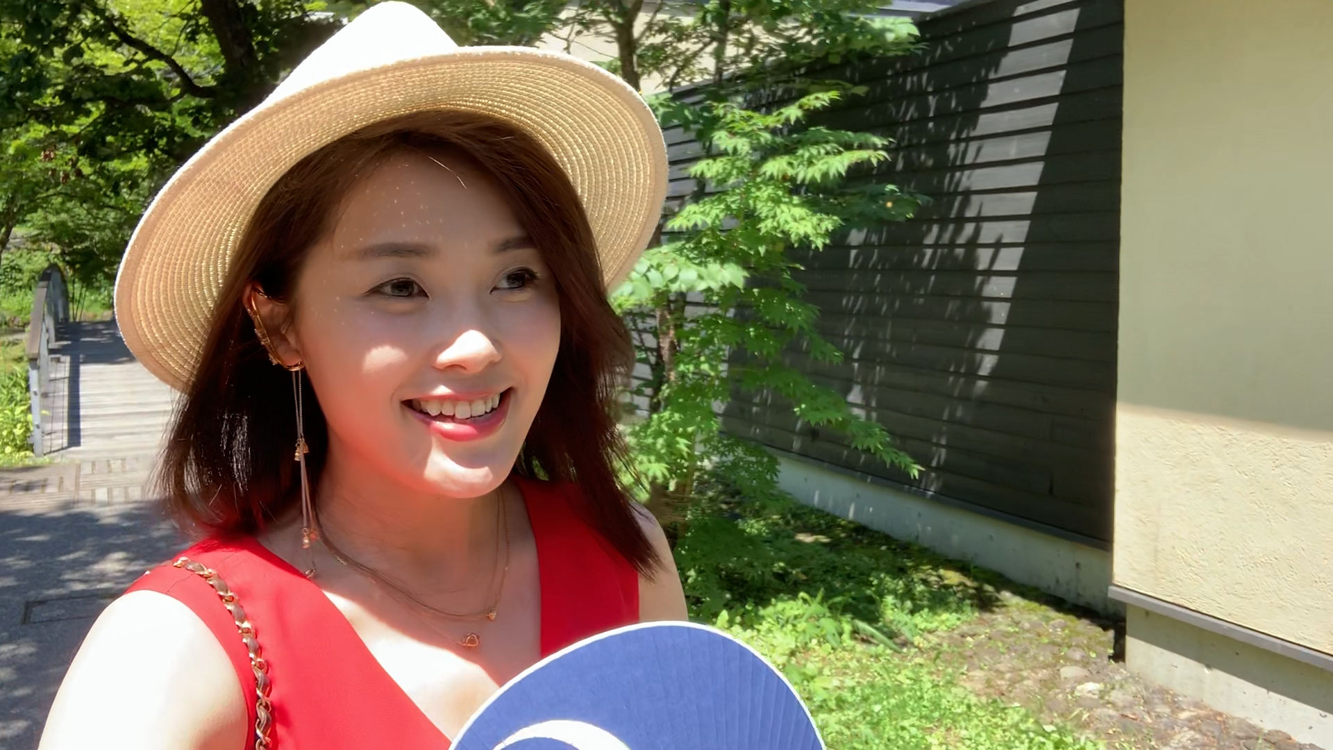 涓子放暑假,日本轻井泽租车体验游vlog