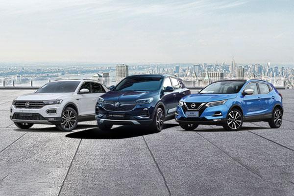 昂科拉GX能否领衔年轻新风尚|三款主流紧凑SUV大型测评