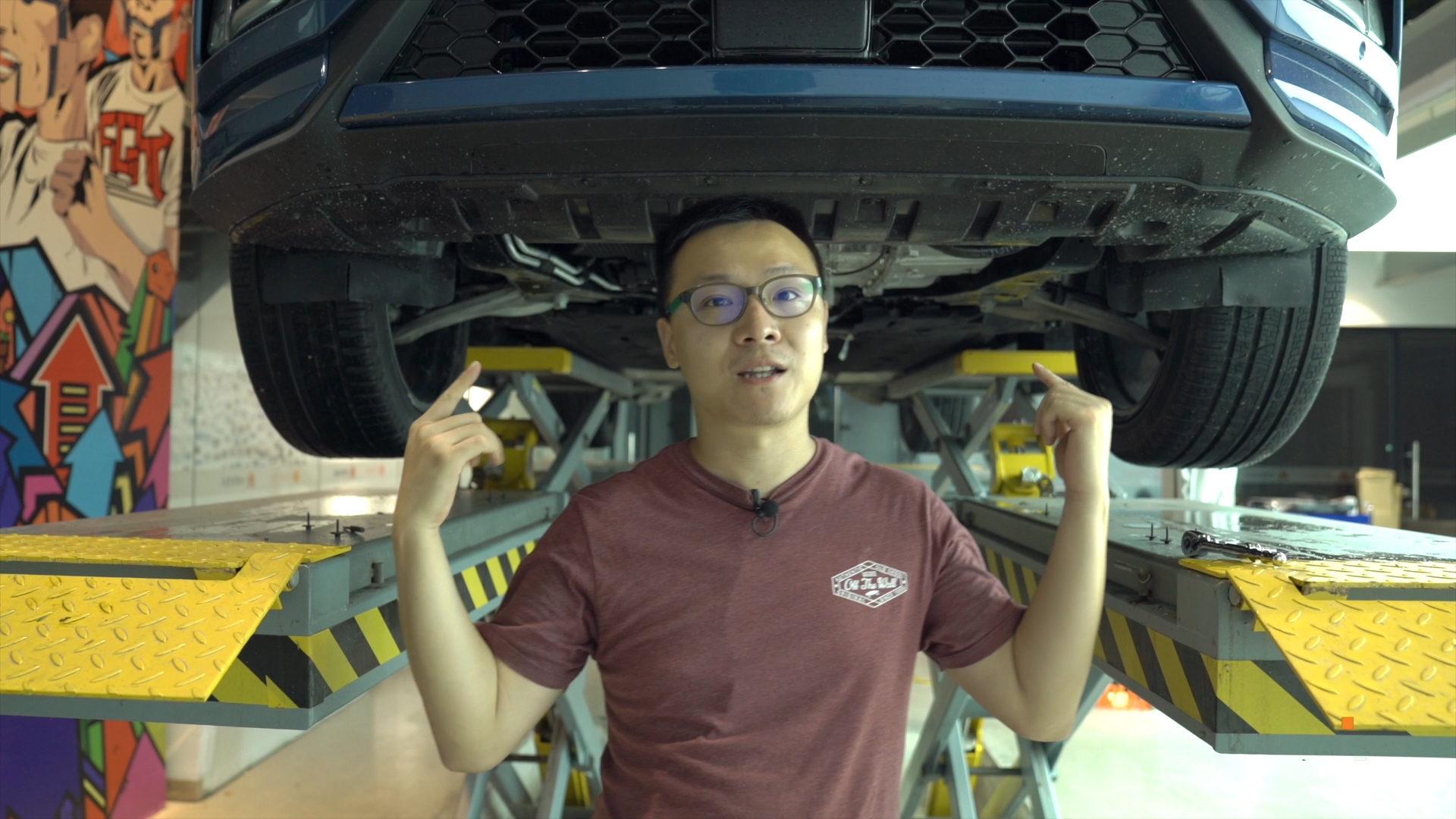 326馬力、鋁合金懸架,這就是福特第一臺國產ST