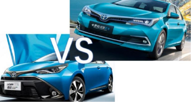 雷凌双擎E+和卡罗拉双擎E+,谁的销量更好?