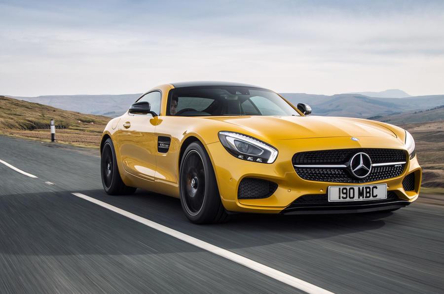 因碳纤维驱动轴存在隐患 梅赛德斯-奔驰召回AMG GT车型