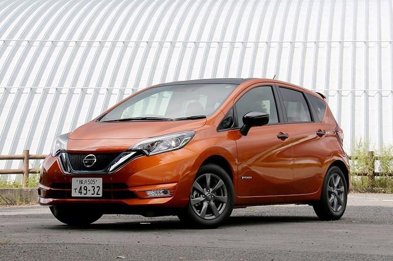 解析日本市场销冠车日产Note,竟是从中国黯然退市的骊威换代