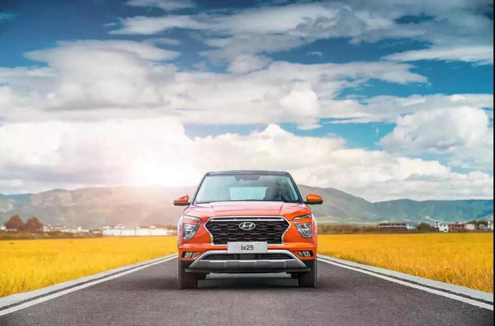 内外全面革新、油耗同级最低,新一代ix25蓄势待发