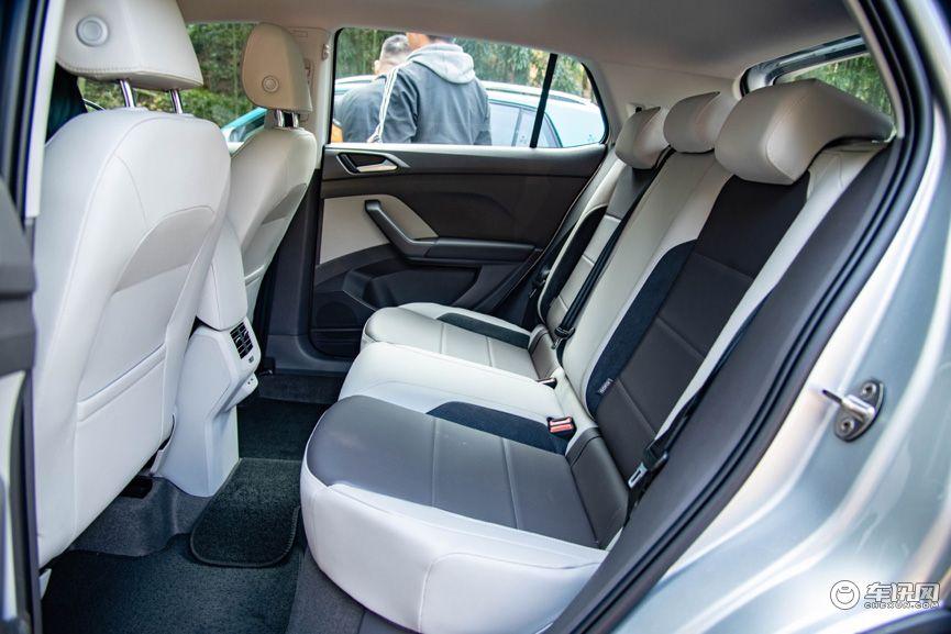 試駕一汽-大眾探影,設計年輕,空間夠用,駕駛表現超出預期