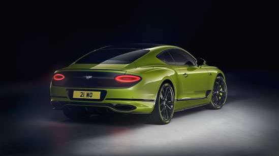 賓利歐陸GT特別版車型官圖公布