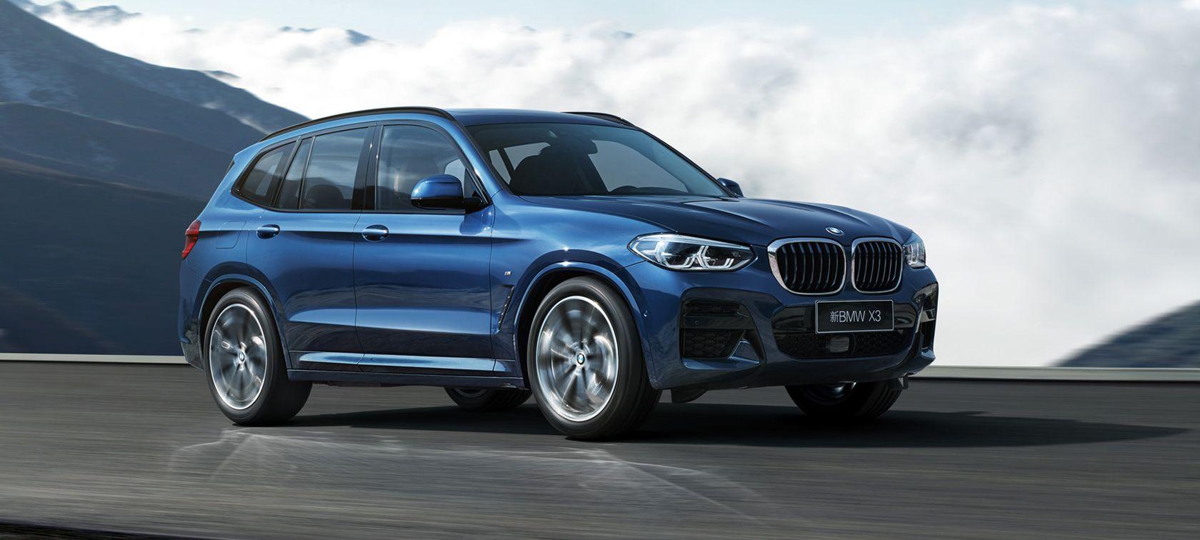 BMW X3 xDrive28i隐藏属性之真同级唯一