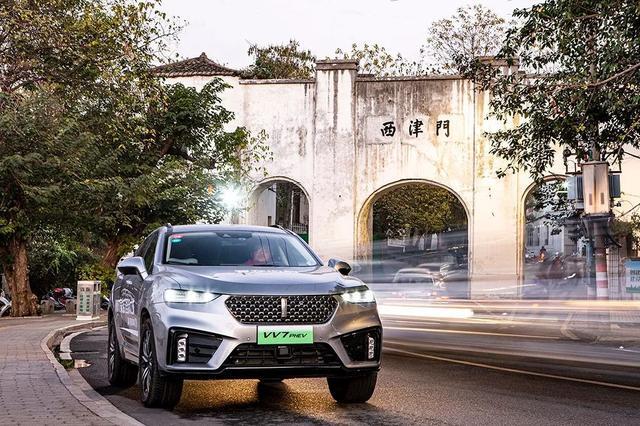 汽车文化沉淀,WEY这个品牌或许引导中国品牌下一步走向!