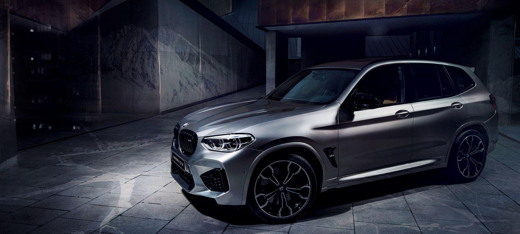 创新BMW X3 M赛道基因驭惊雷 撼山海
