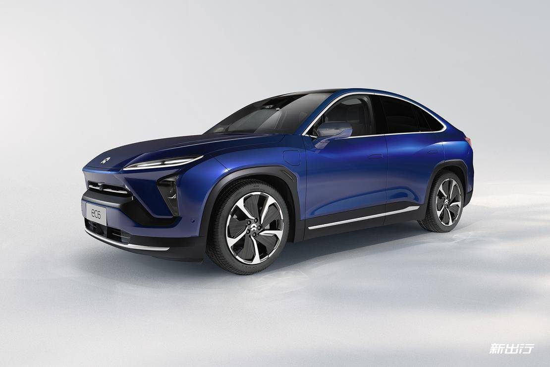 蔚来第三胎生出个轿跑SUV,死磕冷门市场,李斌的2020会更难吗?