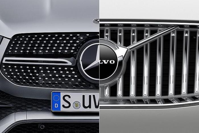 奔驰沃尔沃共同研发发动机,领克或搭载?