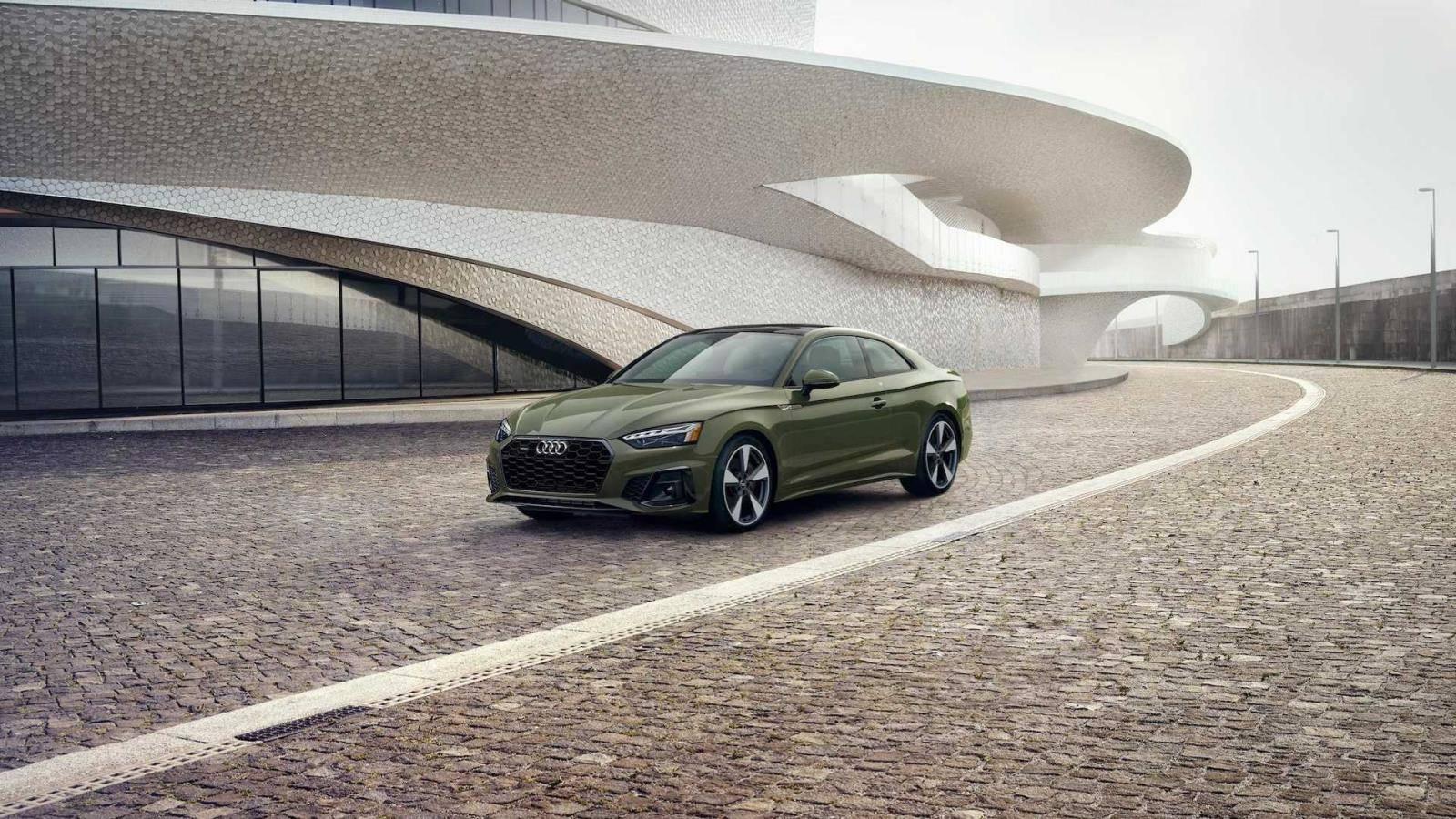 2020款奧迪A5及S5美國市場售價公布,標配quattro四驅