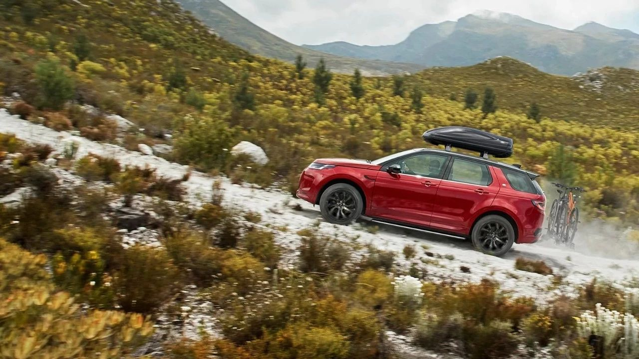 中型豪華SUV市場首款7座SUV 全新路虎發現運動版
