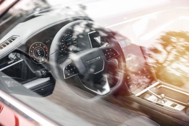 全新緊湊型SUV啟辰星,這是一款精品車