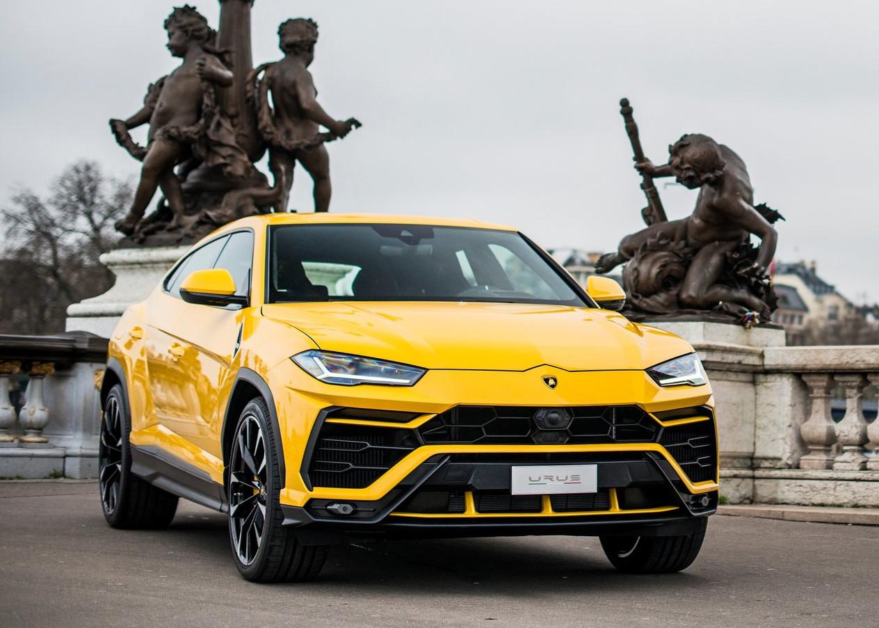 蘭博基尼銷量暴增43%,原來超跑品牌要靠SUV?