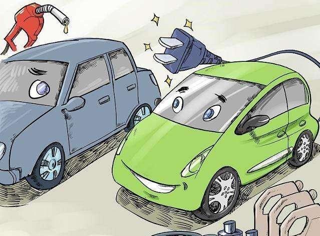 用电动车跑滴滴的司机们 你们真的比燃油车主赚钱吗?