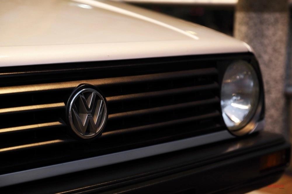 30年后再見還是經典,慢慢品味一輛猶如新車的第二代大眾高爾夫