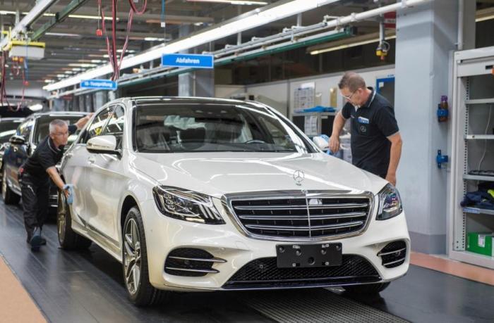 奔驰中国一天损失4亿,其实德国奔驰更难?