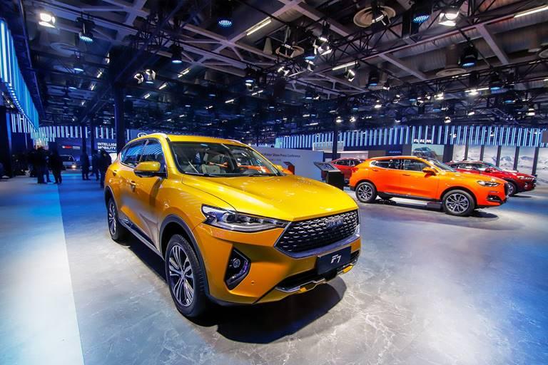 2019全年营收近千亿 长城汽车成自主品牌唯一销量上涨车企