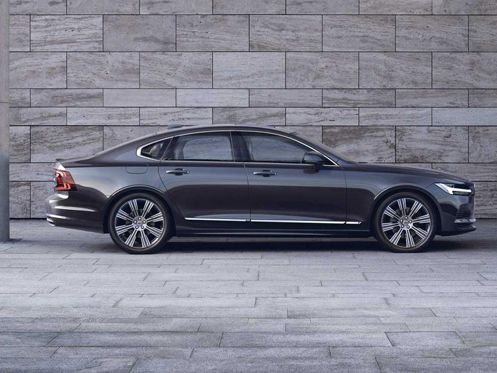 新增车身颜色,细节之处有变化,沃尔沃发布新款S90/V90/V90CC