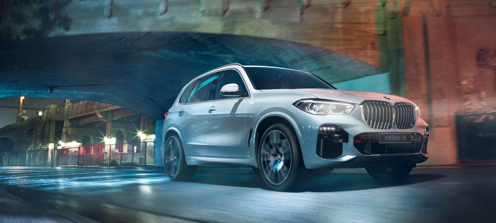 全新BMW X5矚目創新氣概 領銜演繹