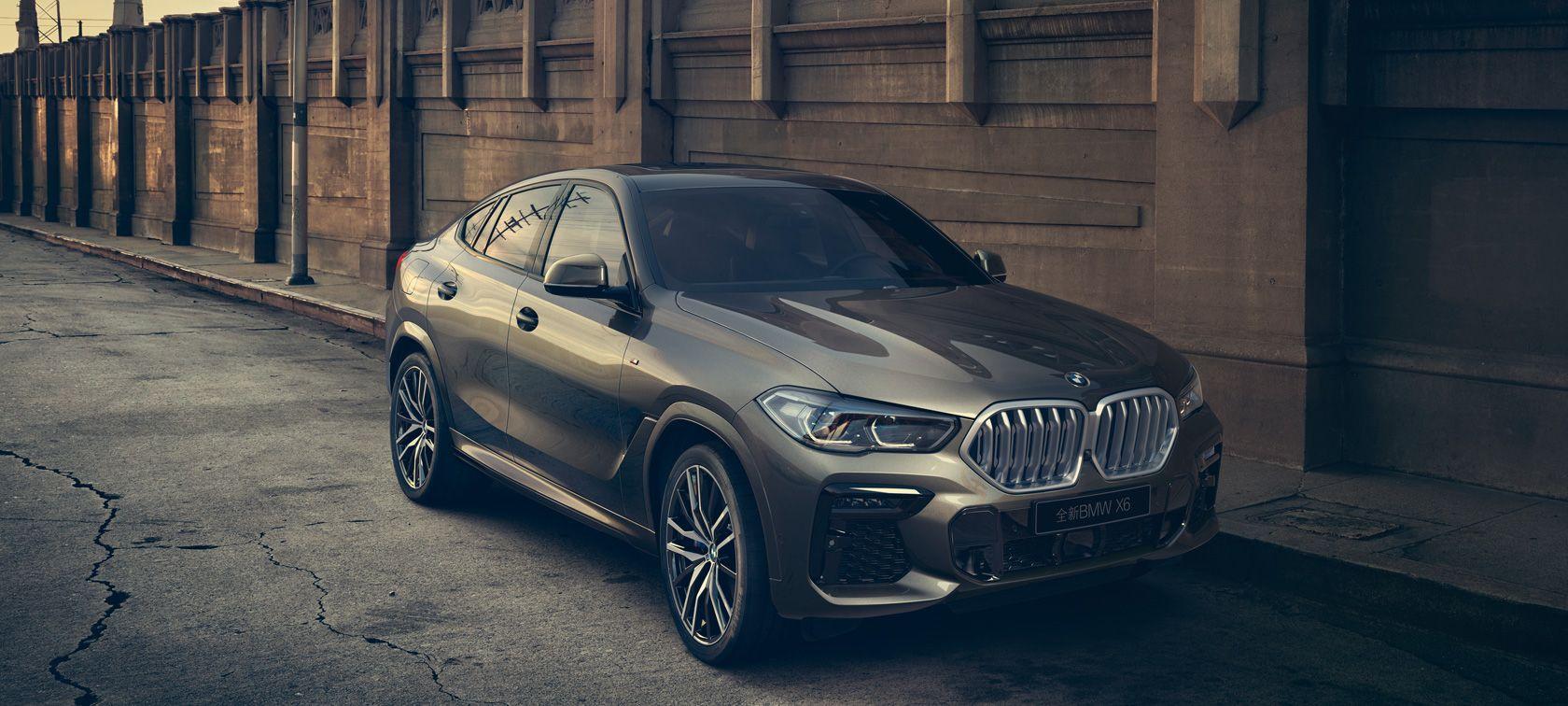 全新BMW X6昂揚創新氣勢 怦然心動