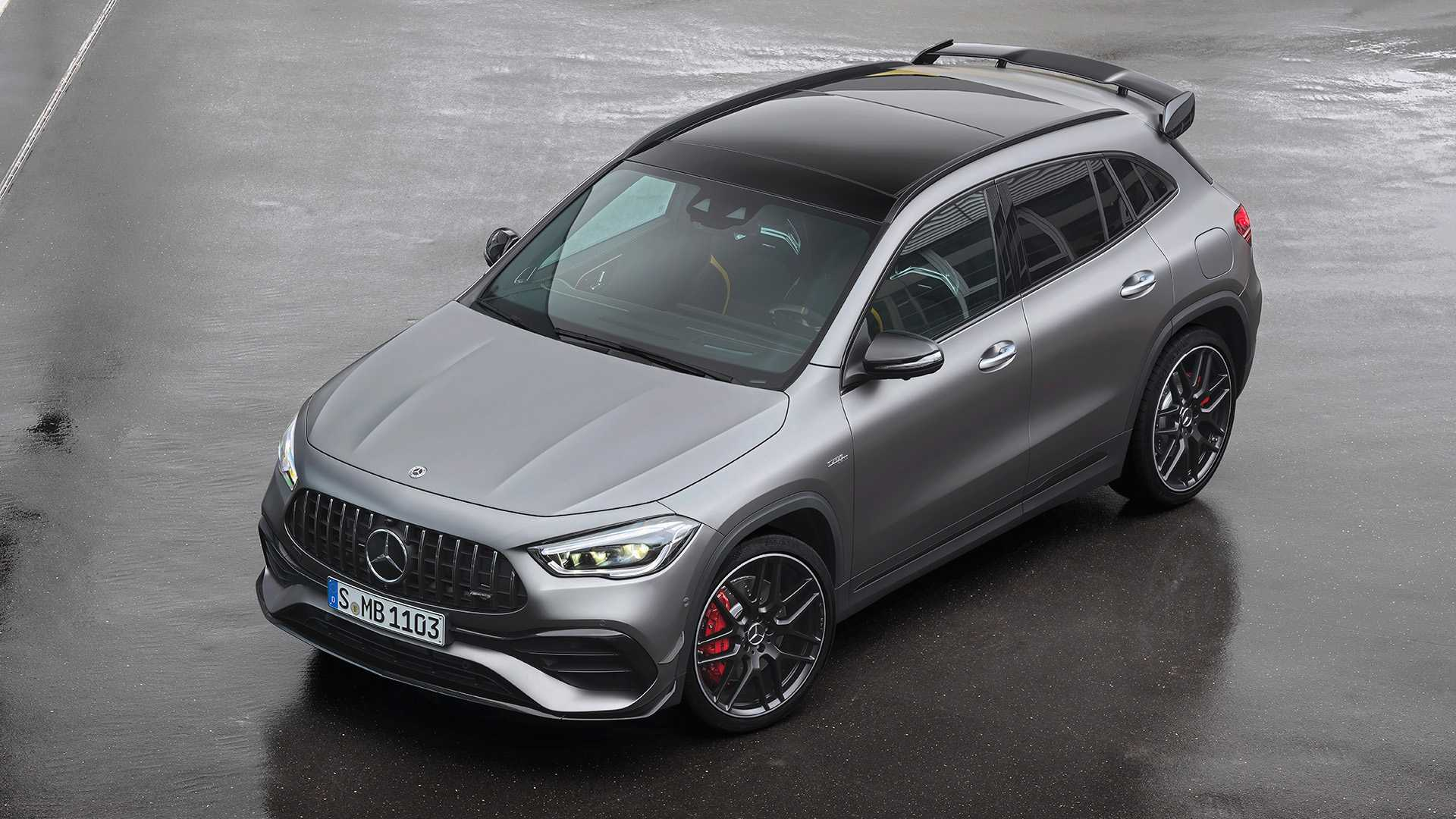 AMG GLA 45、大眾途銳R,2020日內瓦車展新車前瞻