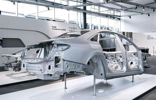 """全鋁車身如此""""高級"""",為什么難以普及?"""