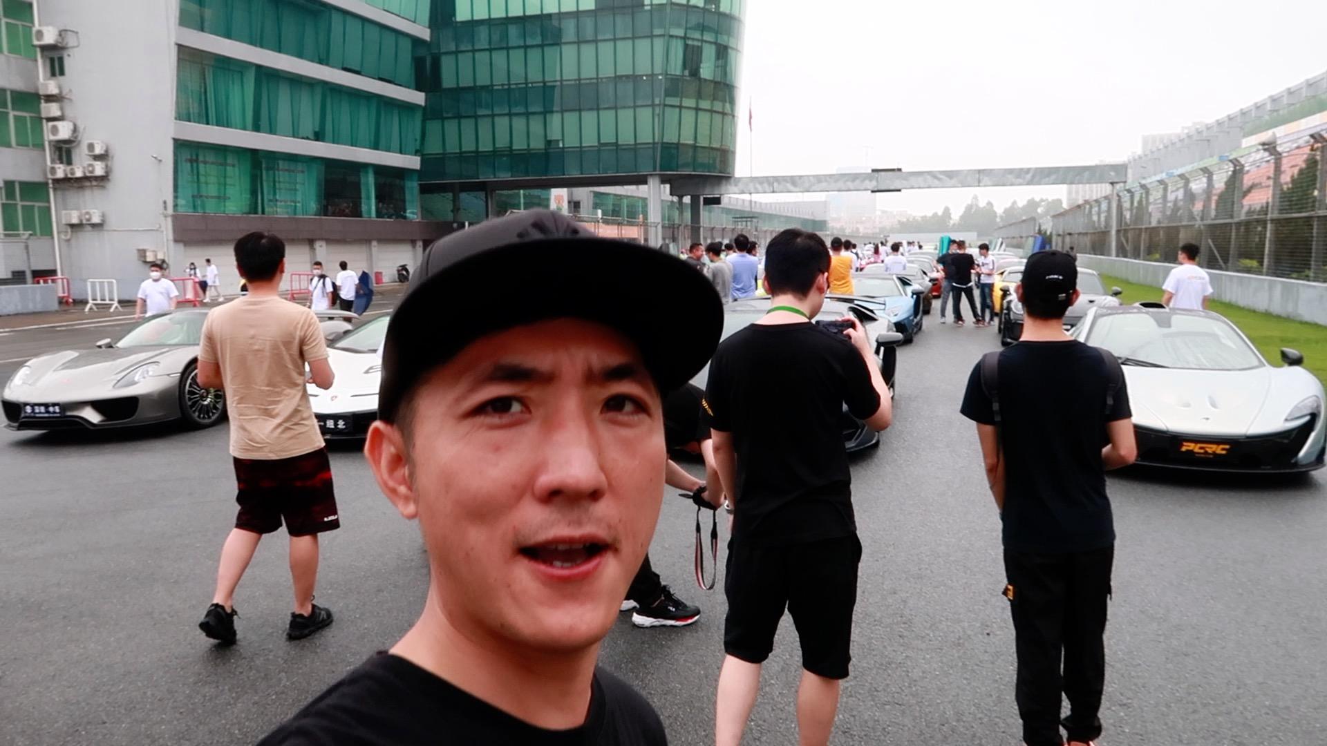 千万神车打头阵,广东超100台超跑的最大型聚会来了