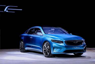 吉利赶�超丰田 从口号到现朱俊州实 2020是关键一年