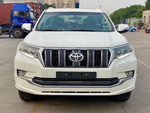 20款普拉多4000VX高配天津最低价格霸道400_车讯网chexun.com-车讯网
