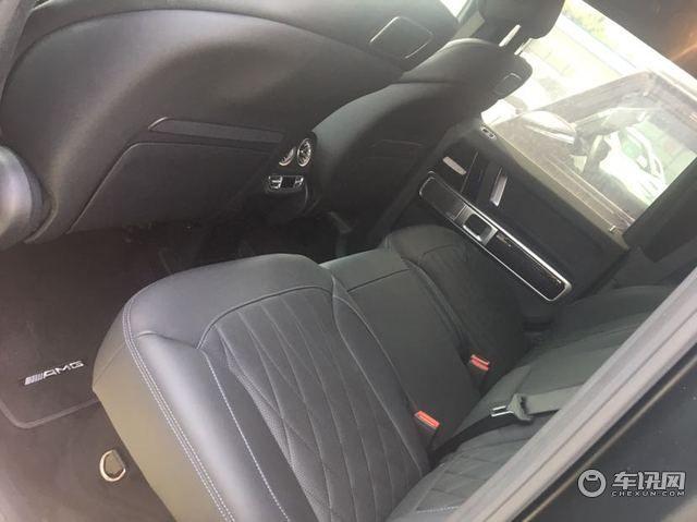 欧规20款奔驰G63国六车型 分期购价格超值