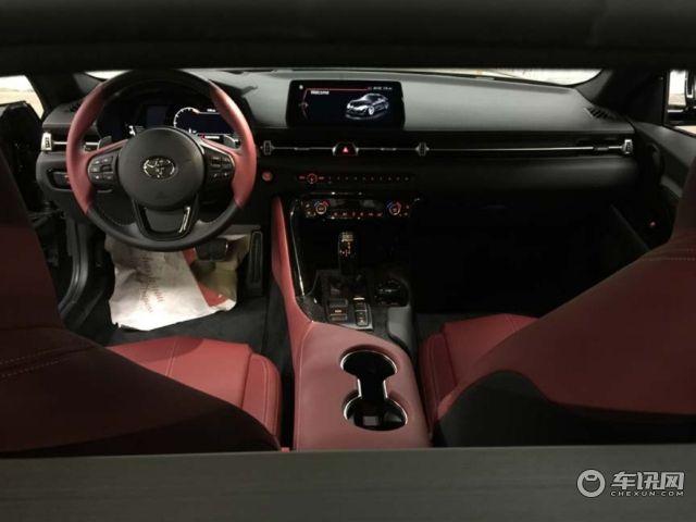 丰田牛魔王GT Supra国六标准 现车图片赏析