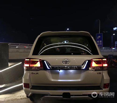 全新陸巡酷路澤3.5TT搭載10AT上市時間公布售價無限驚喜