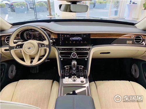 新款21款宾利飞驰W12限量首发 国六排放港口预售价格