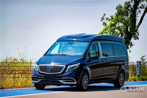 2020新款奔驰威霆高顶商务车 改装迈巴赫款七座价格