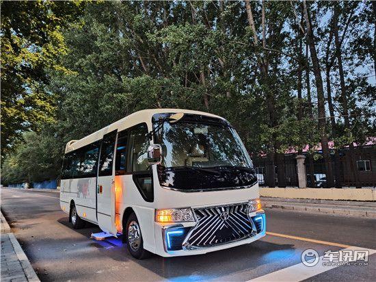 新款丰田考斯特9座商务车报价表