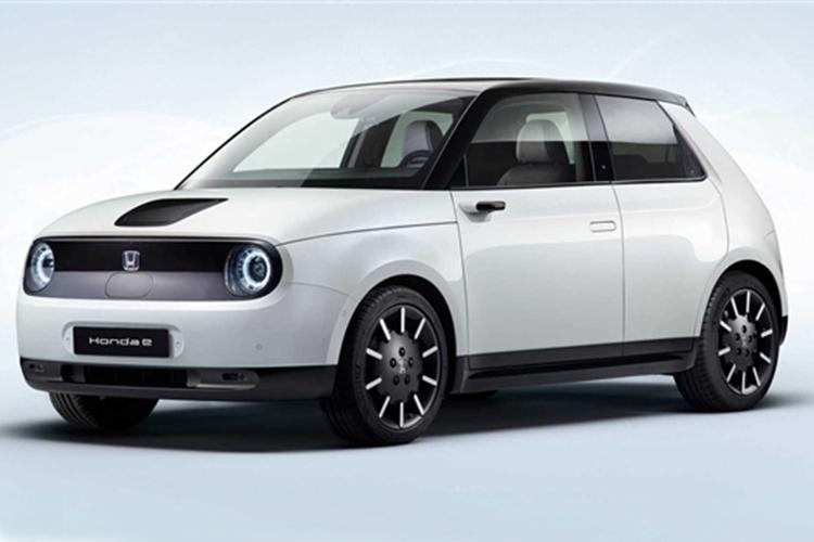 续航280km,海外售价29万起,本田首款纯电动车本田e 即将发售