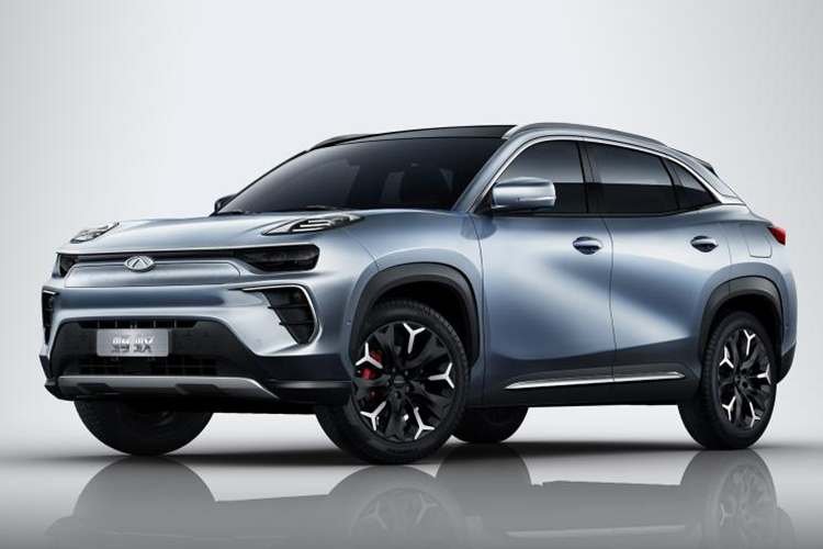 定位中型SUV,预售价16-17万元!奇瑞新能源蚂蚁正式发布