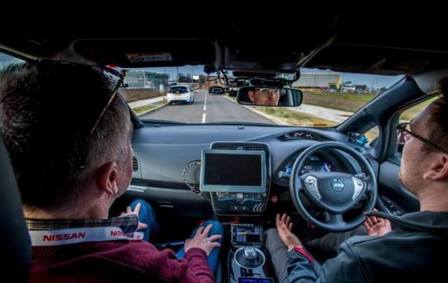 英国将允许自动驾驶汽车上路,那我们的还远吗?
