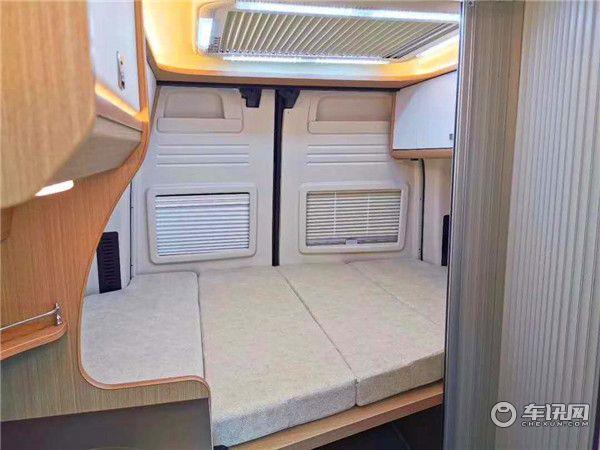 新款瑞弗启界R500新的全顺B型房车 奢华商旅两用房车