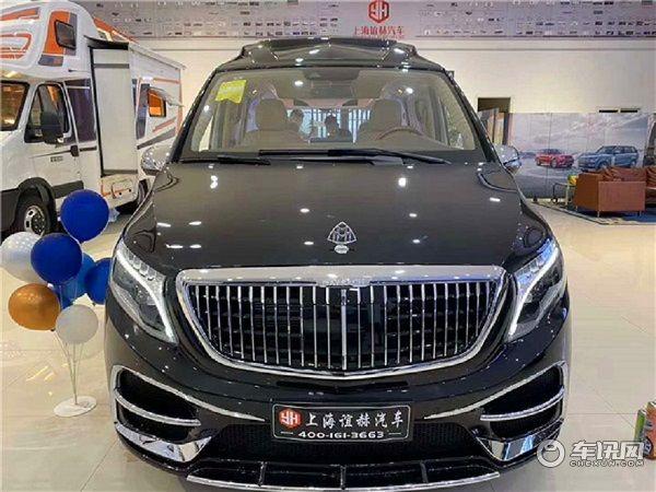 2020新款奔驰VS680商务车 七座无隔断高顶定制款