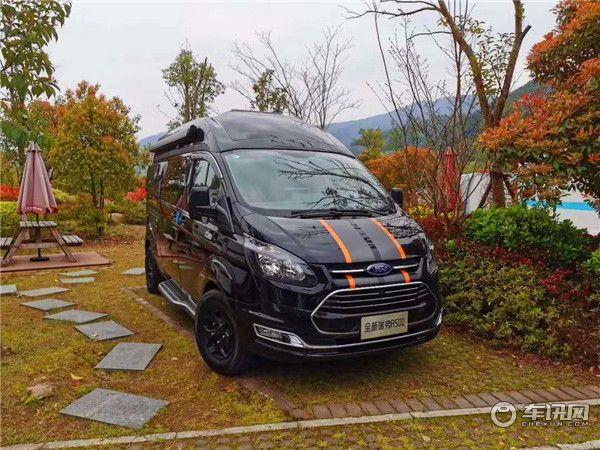 新款瑞弗启界R500新的全顺B型房车 豪华商旅两用房车