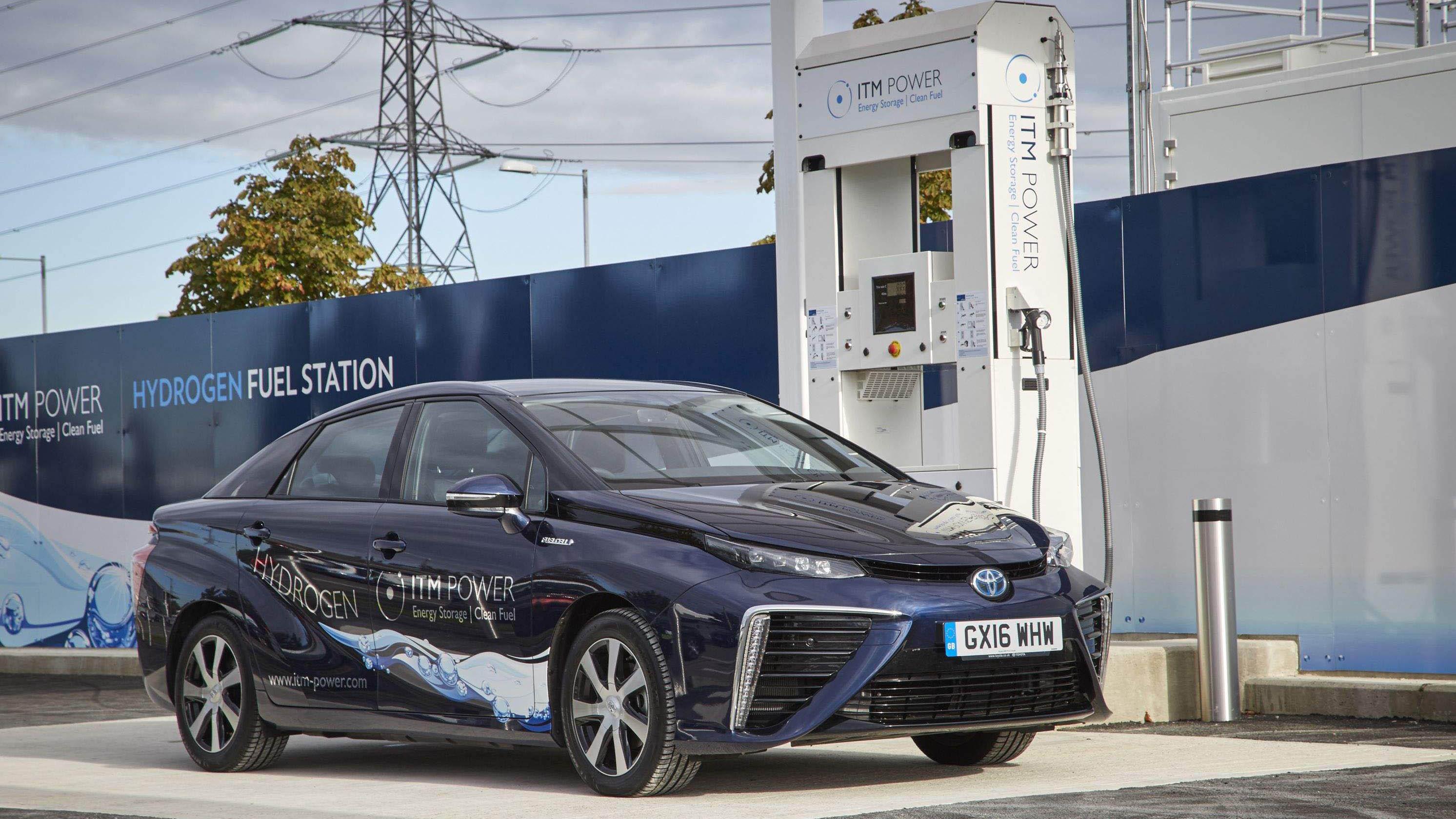 电动车之战的目标不是特斯拉 而是氢燃料电池?