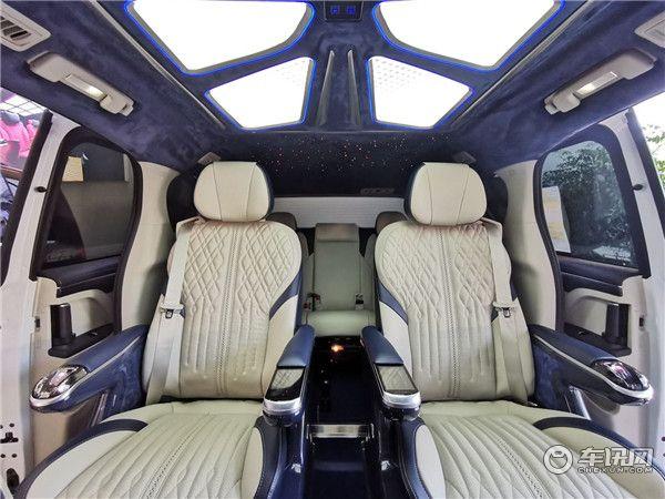 2020款别克GL8改装 ES陆尊雅典娜星空版全新发售
