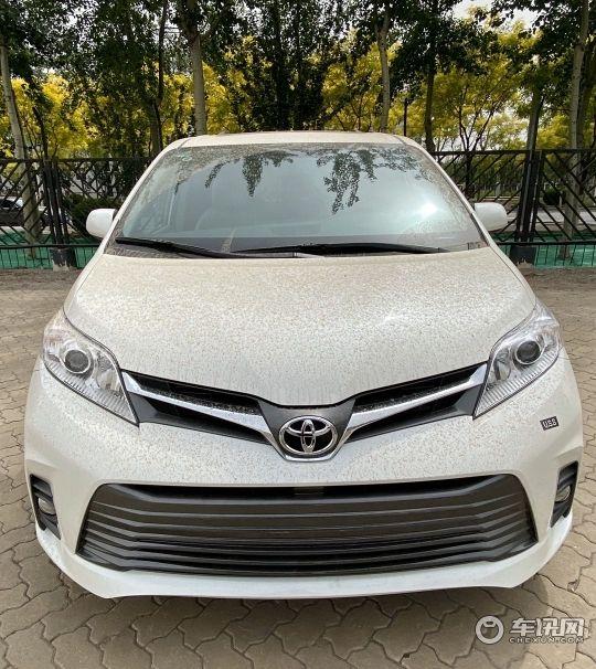 丰田20款塞纳 性能出众价格优异的MPV