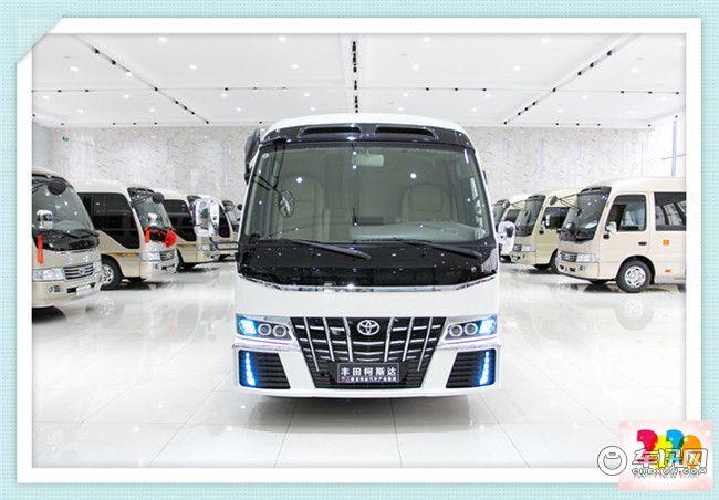 莱芜 乐东丰田商务车考斯特7座8座多少钱