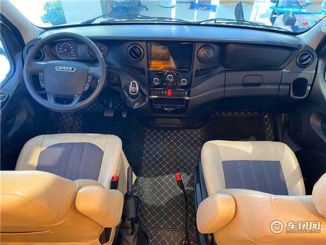 2020款瑞弗T800,小额头依维柯房车,中美合资打造