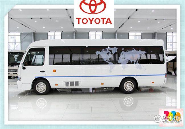 2020考斯特12座多少钱商务车_6-23座现车齐全
